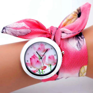 Fashionable Tie Wristwatch in many designs Was £31.47 Now Just £14.99