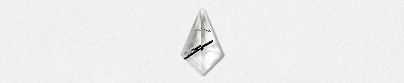 Kite (Tourmilated Quartz)