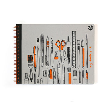 My Doodle Pad - 7mm - Fine Paper Stationery
