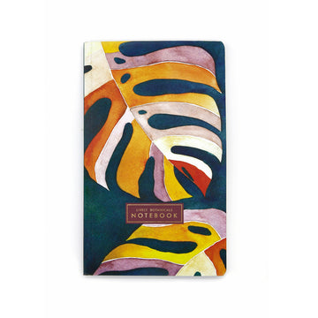 Lively Botanicals Notebook (Monsoon) - 7mm - Fine Paper Stationery