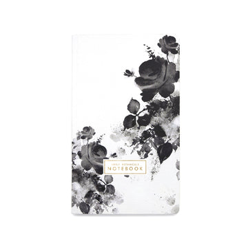 Lively Botanicals Notebook (Winter) - 7mm - Fine Paper Stationery
