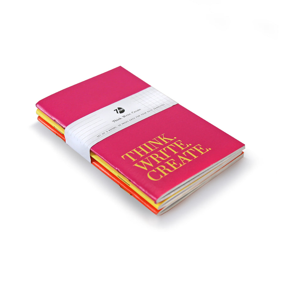 TWC Warm (SET OF 3) - 7mm - Fine Paper Stationery