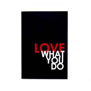 The Flip Notebook (Love) - 7mm - Fine Paper Stationery