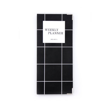 Weekly Planner (Squares) - 7mm - Fine Paper Stationery