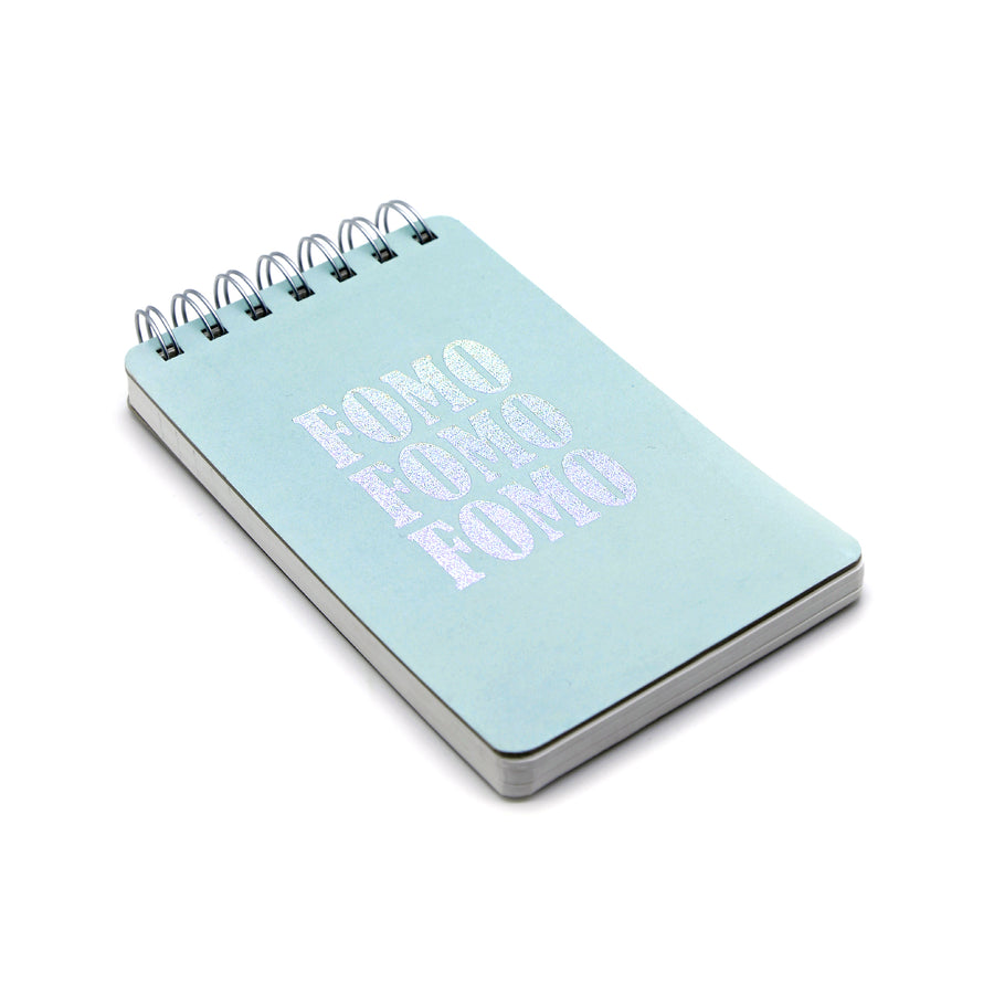 Wiro  Notepads (FOMO) - 7mm - Fine Paper Stationery