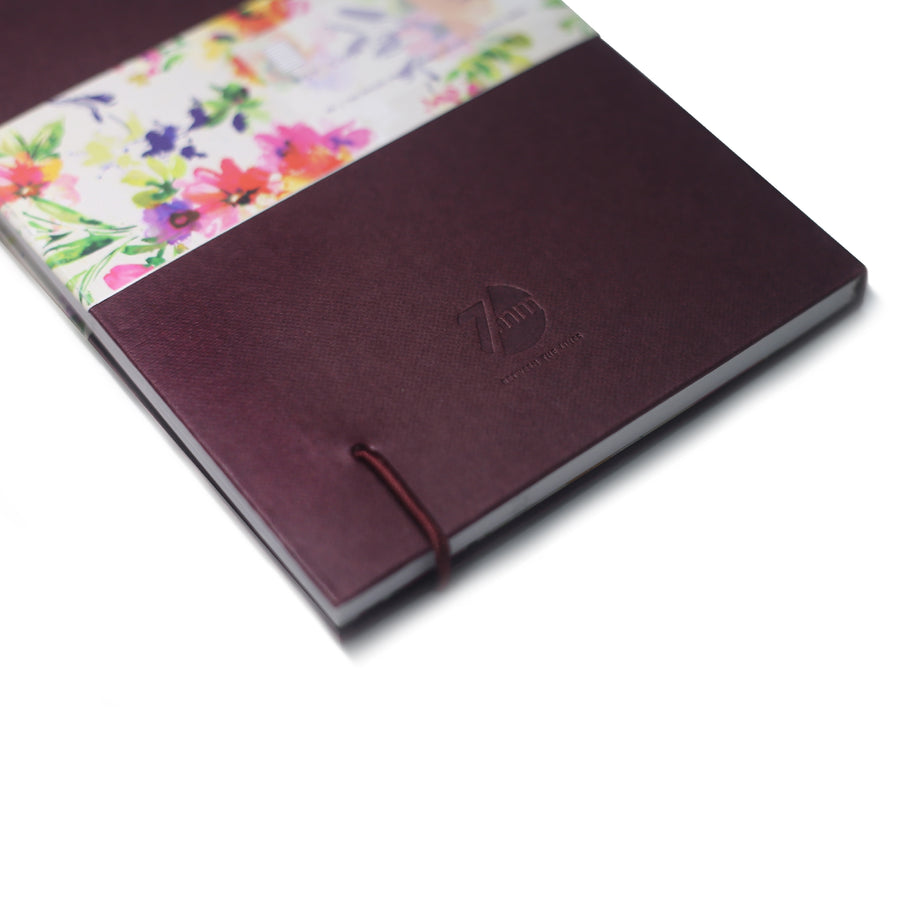 Pop Collective (Maroon) - 7mm - Fine Paper Stationery
