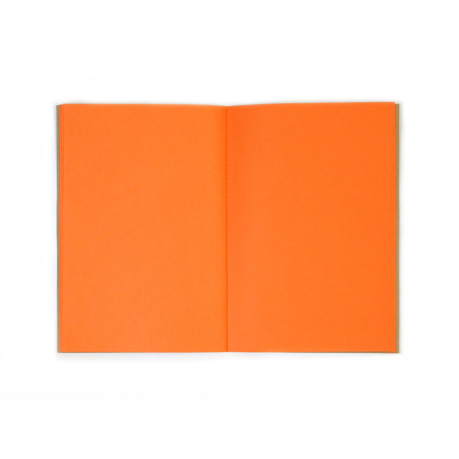 Scribbler (Orange) - 7mm - Fine Paper Stationery