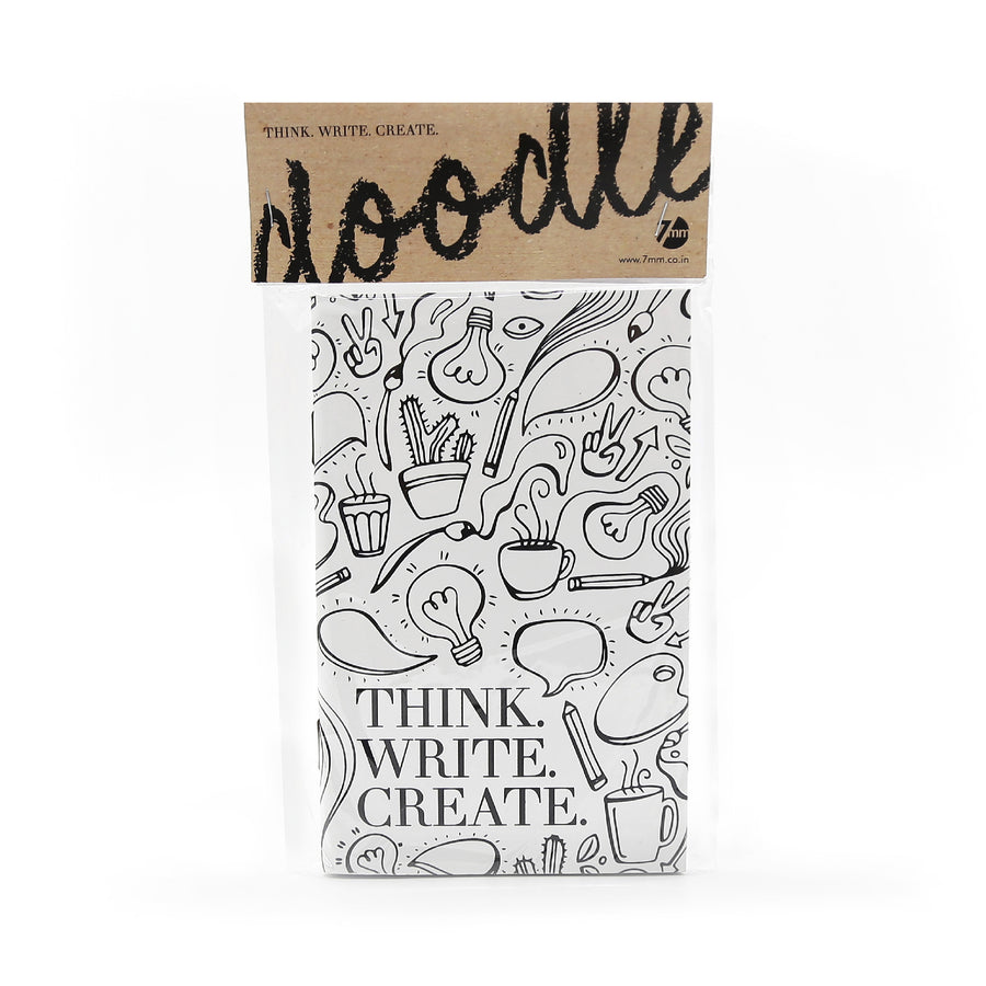 TWC Doodle - 7mm - Fine Paper Stationery