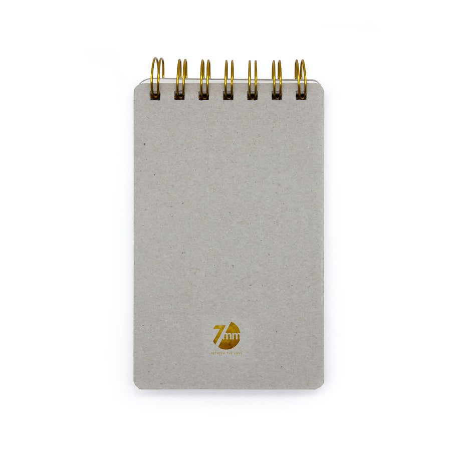 Wiro  Notepads (Strokes) - 7mm - Fine Paper Stationery