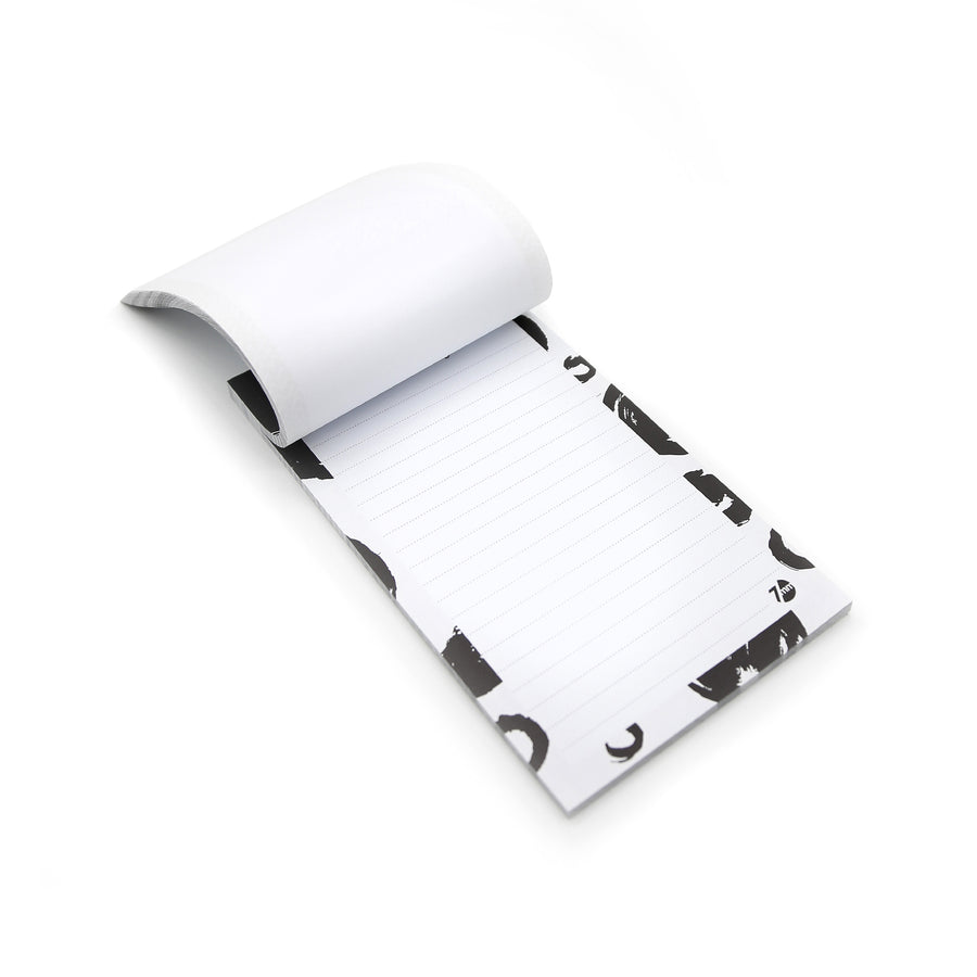 Stuff I dint do yesterday Notepad - 7mm - Fine Paper Stationery