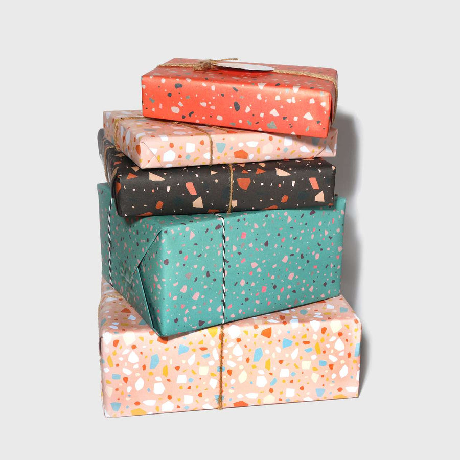 Gift Wrappers (Terrazzo)