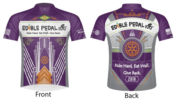 2018 EP100 Women's Short Sleeve Jersey