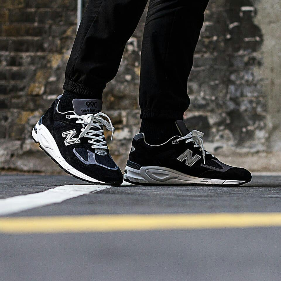 New Balance 990V2 Nocturnal