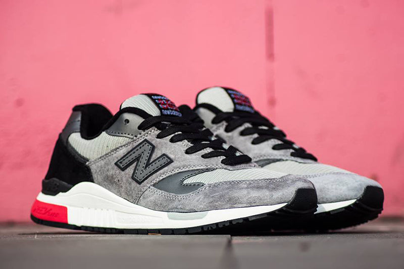 New Balance 840 Grey/Red
