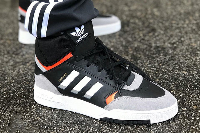 Adidas Drop Step Black