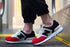 New Balance 574 Black/Red