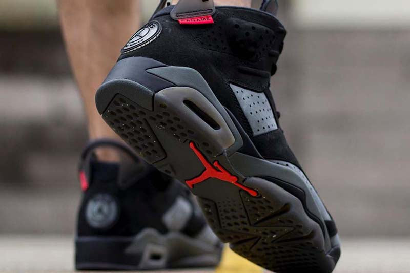 Nike Air Jordan 6 Retro PSG Grey