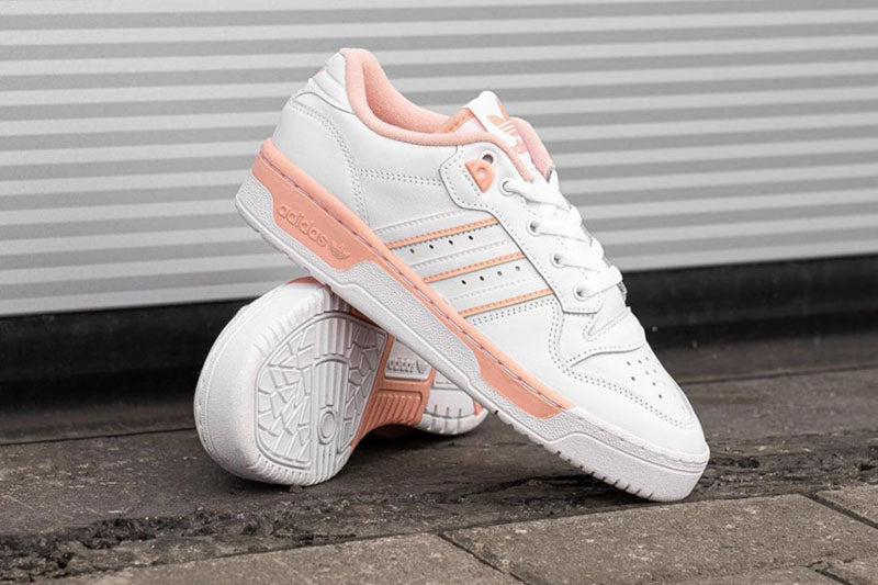 Adidas Rivalry Low White/Pink