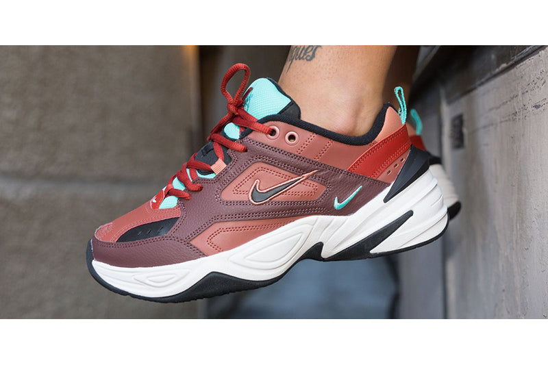 Nike  M2k Tekno Burnt Orange
