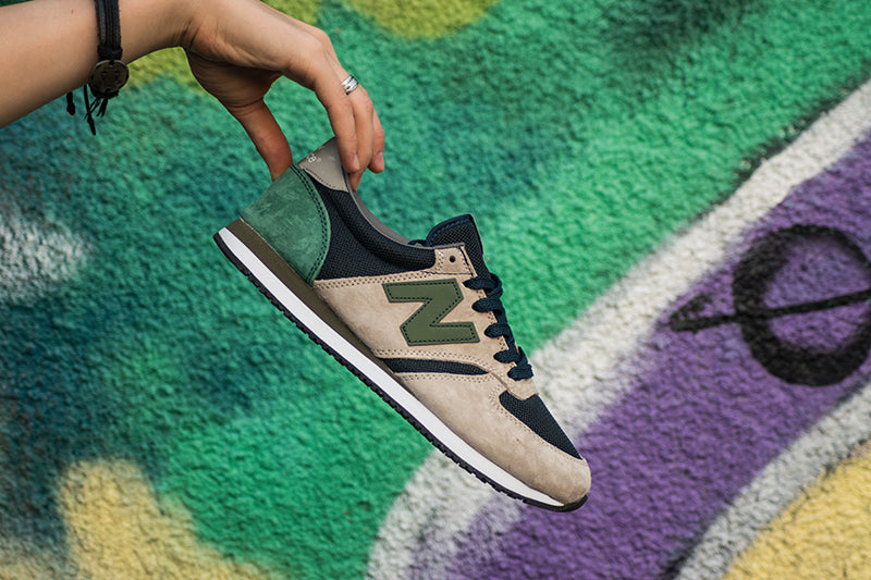 New Balance 420 Jade Green