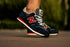 New Balance 373 Navy/Red