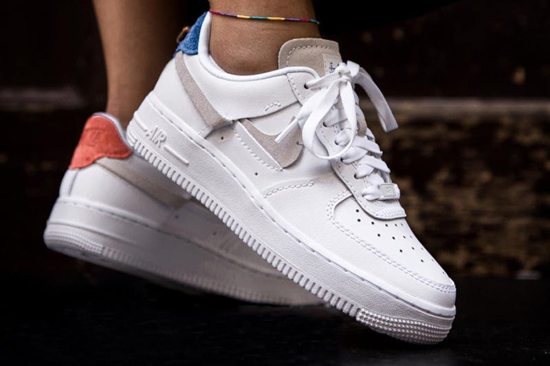"Nike Air Force 1 Low ""Inside Out"" Swoosh"