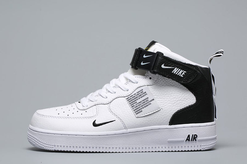 Nike Air Force 1 Mid Utility White/Black