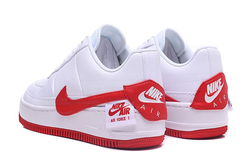 Nike Air Force 1 Jester White/Red