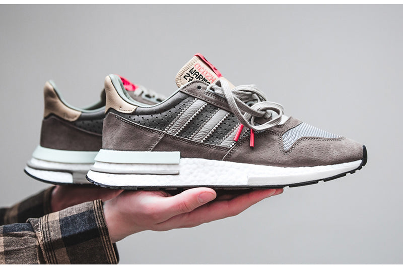 Adidas ZX500 Brown