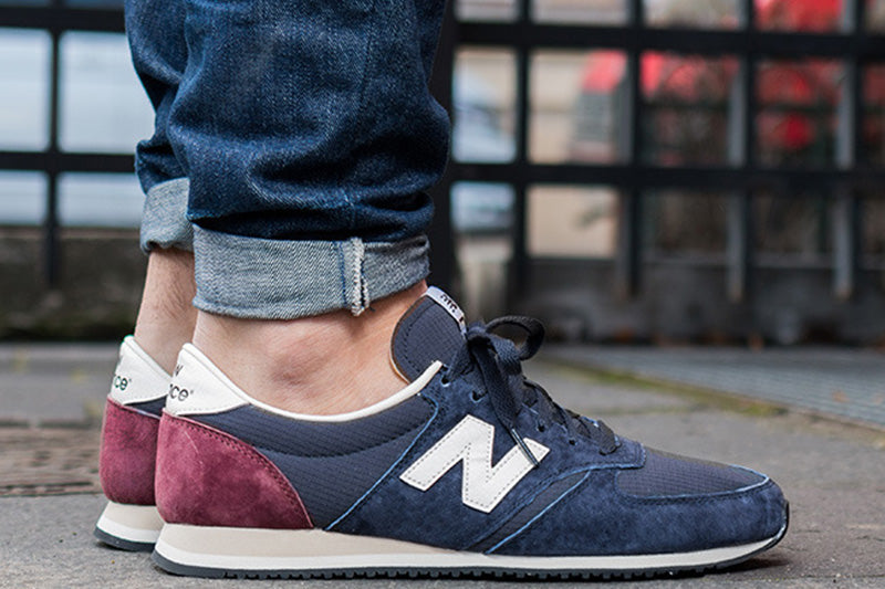 New Balance 420 Blue Red