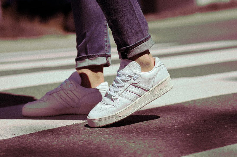 Adidas Rivalry Low White