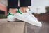 Adidas Stan Smith Platform White/Green