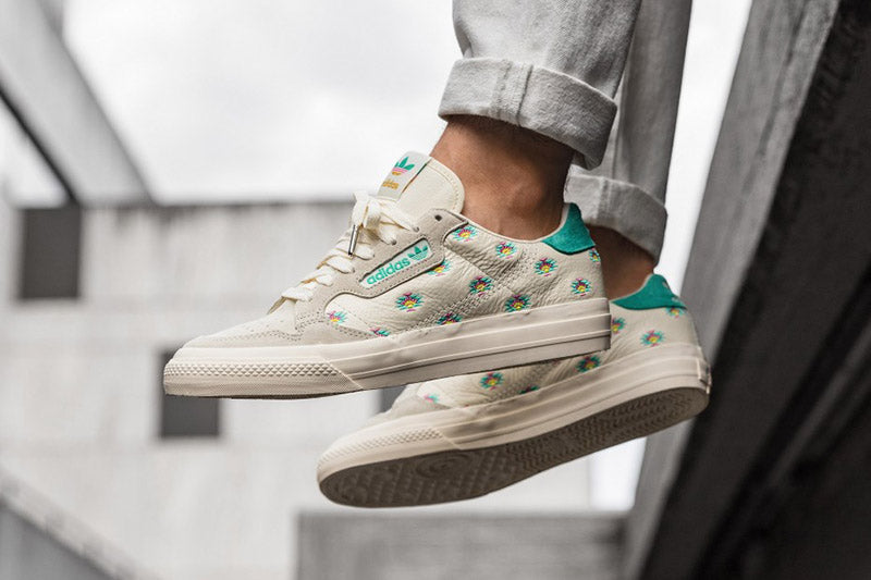Adidas Continental Vulc X Arizona Chalk White