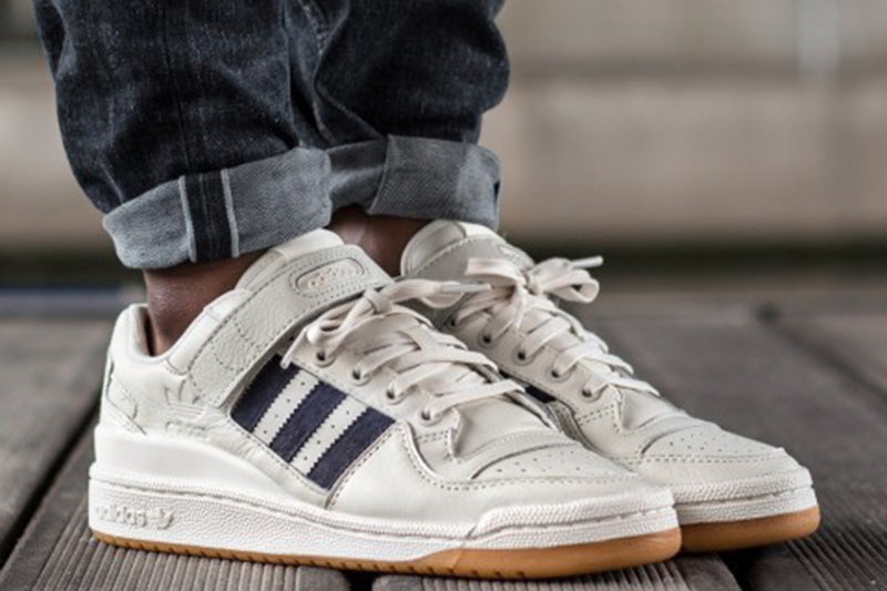 Adidas Forum Low Beige/Blue
