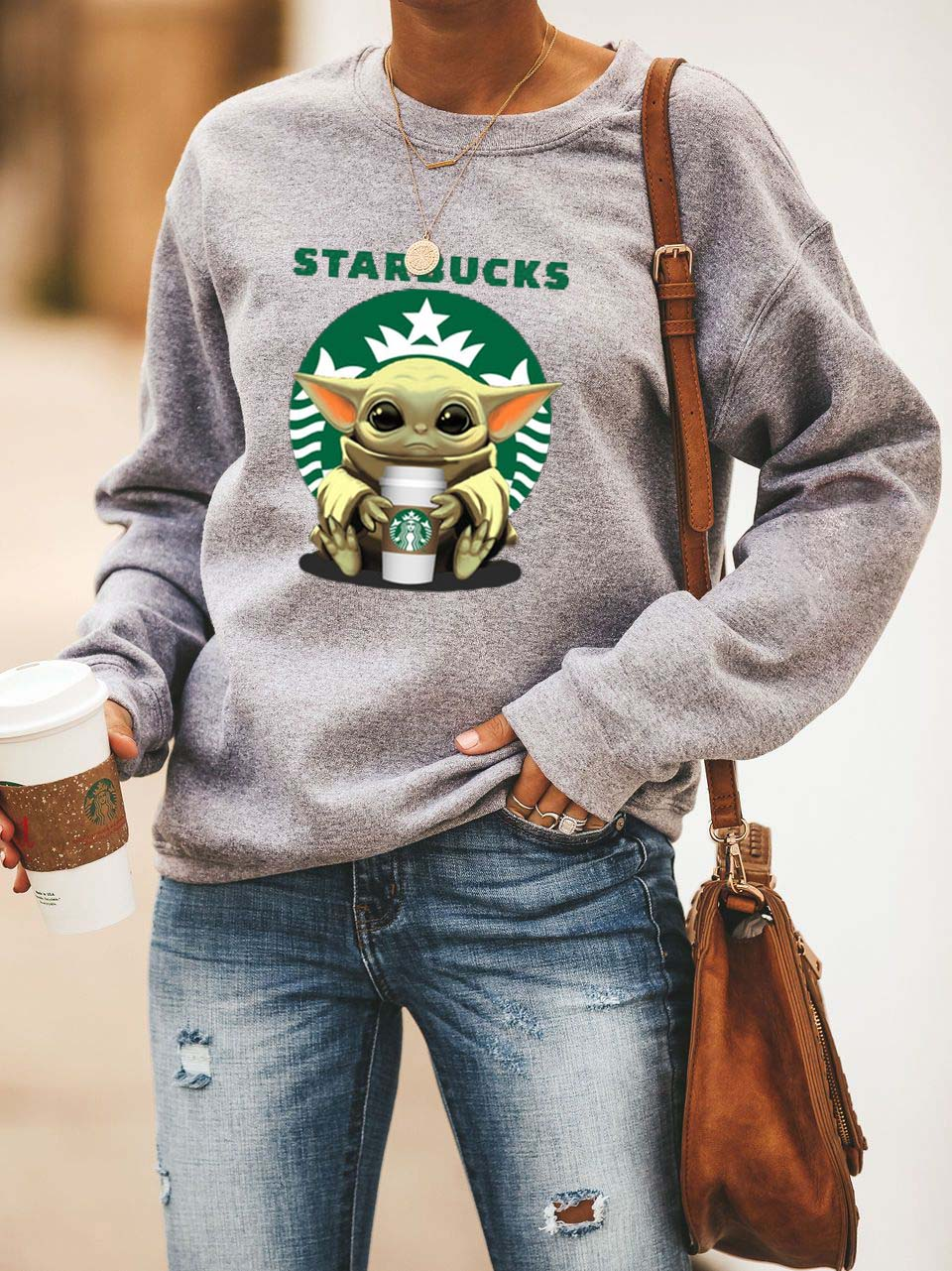 Starbucks Baby Cozy Sweatshirt