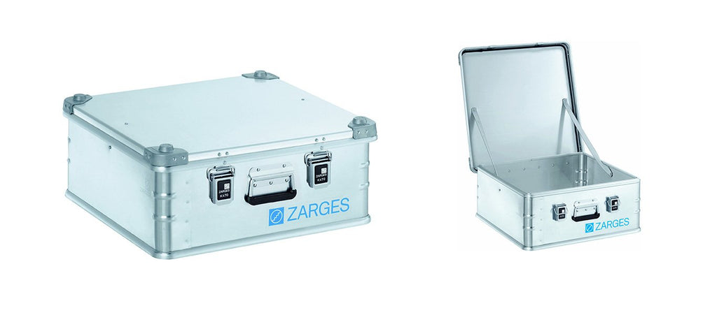 Zarges Battery Travel Case