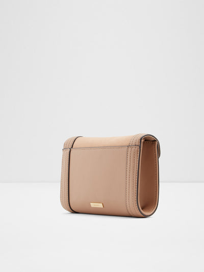 Aldo Clutch in Camel