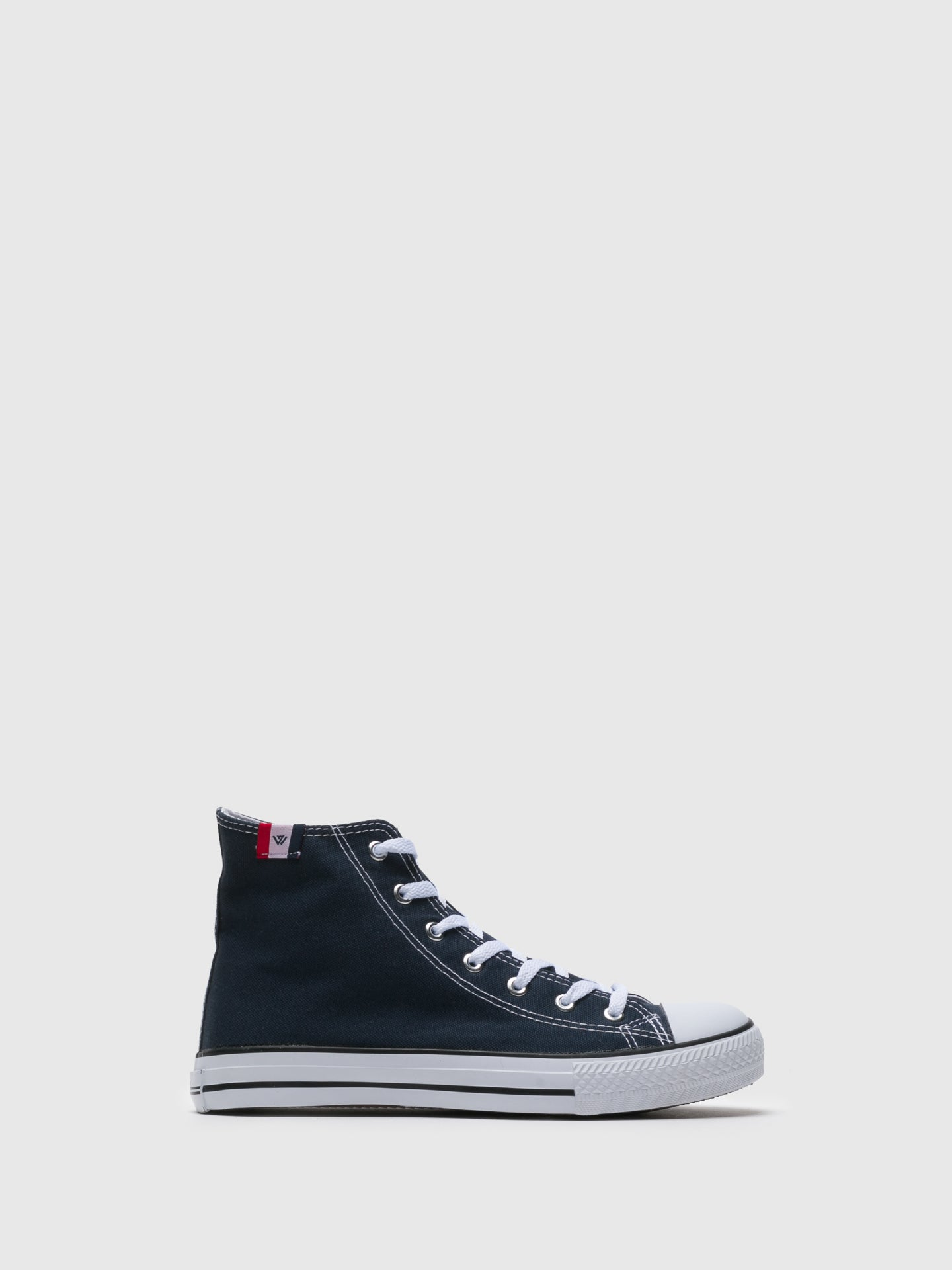BEPPI High-Top-Sneakers in Noir