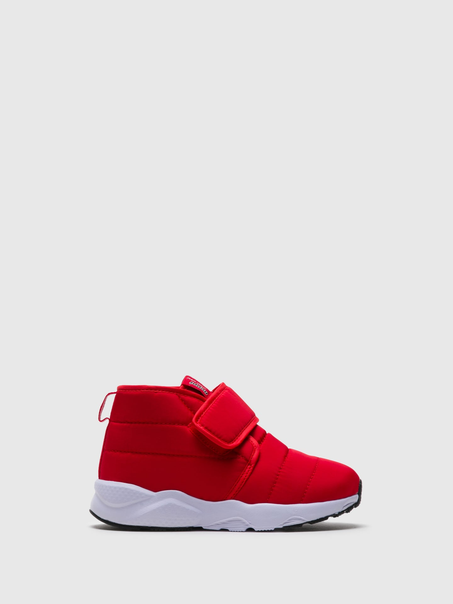 BEPPI High-Top-Sneakers in Rouge