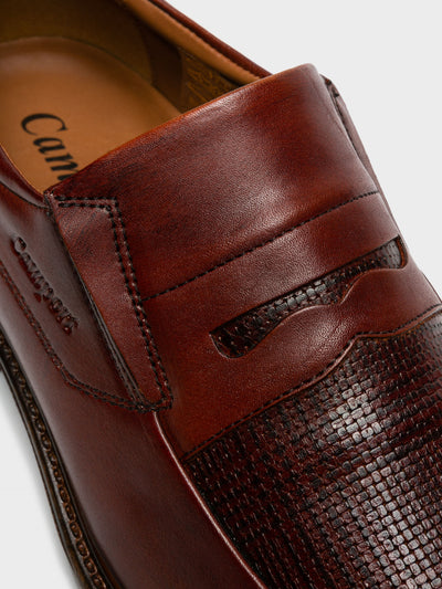 Camport Loafers in Braun