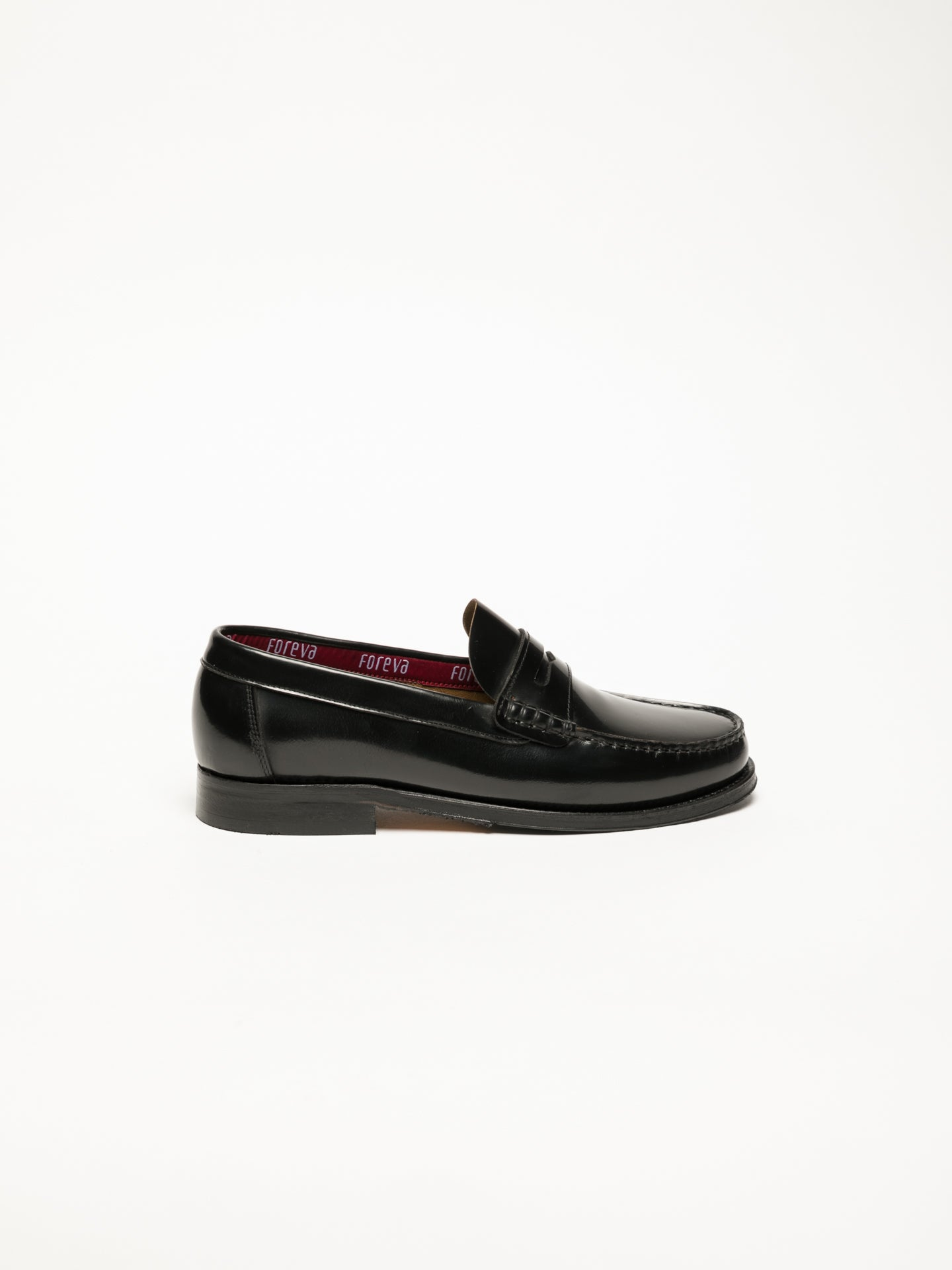 Foreva Loafers in Schwarz