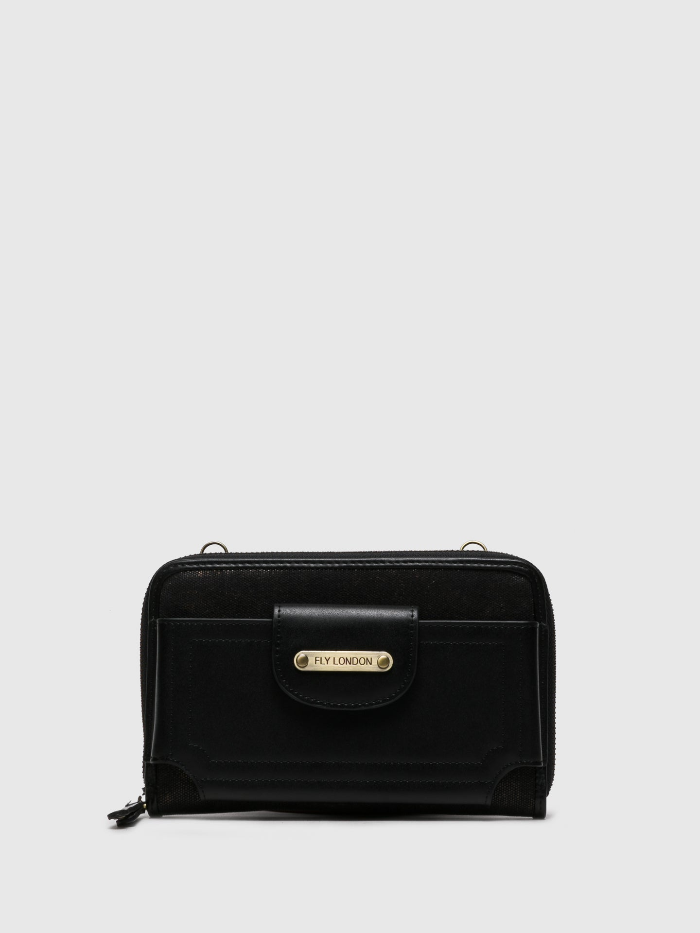 Fly London Mini-Tasche in Noir