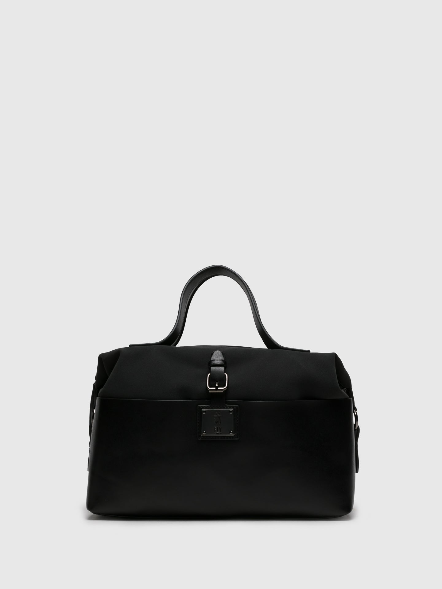 Fly London Handtasche in Noir
