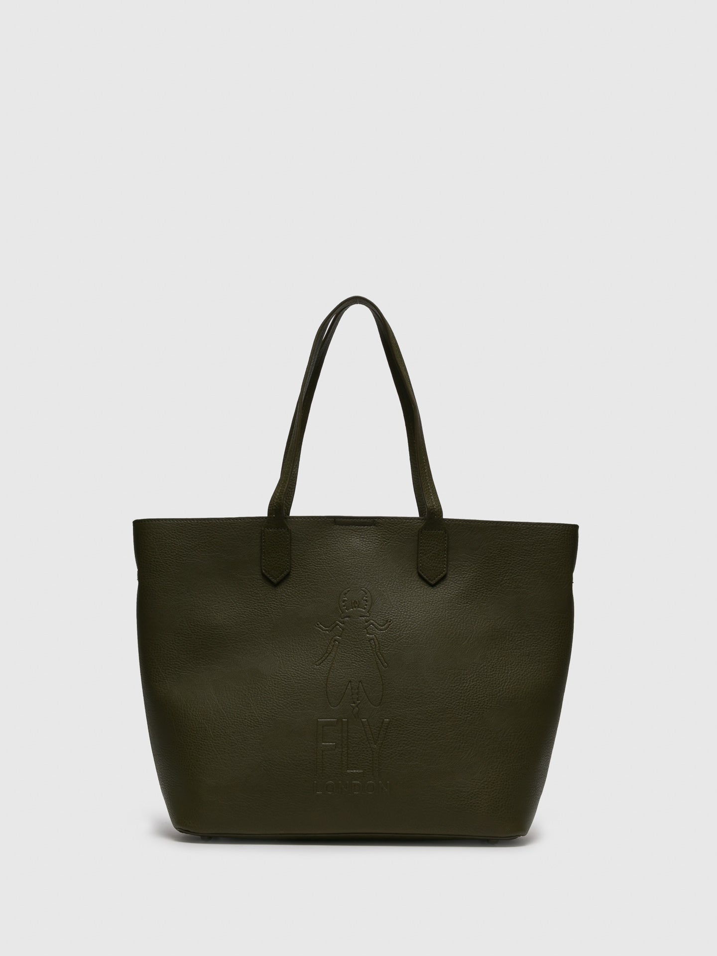 Fly London Schultertasche in Vert
