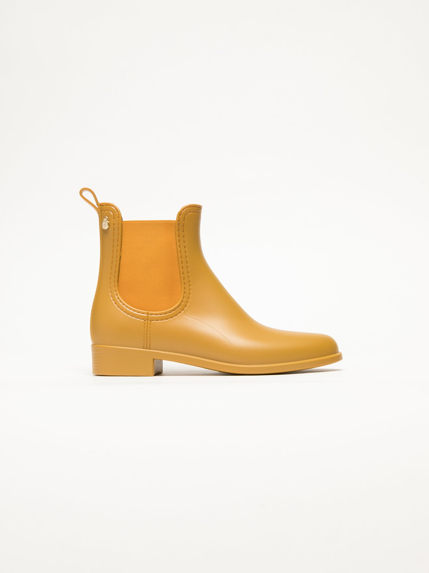 Lemon Jelly Stiefeletten im Chelsea-Stil in Orange