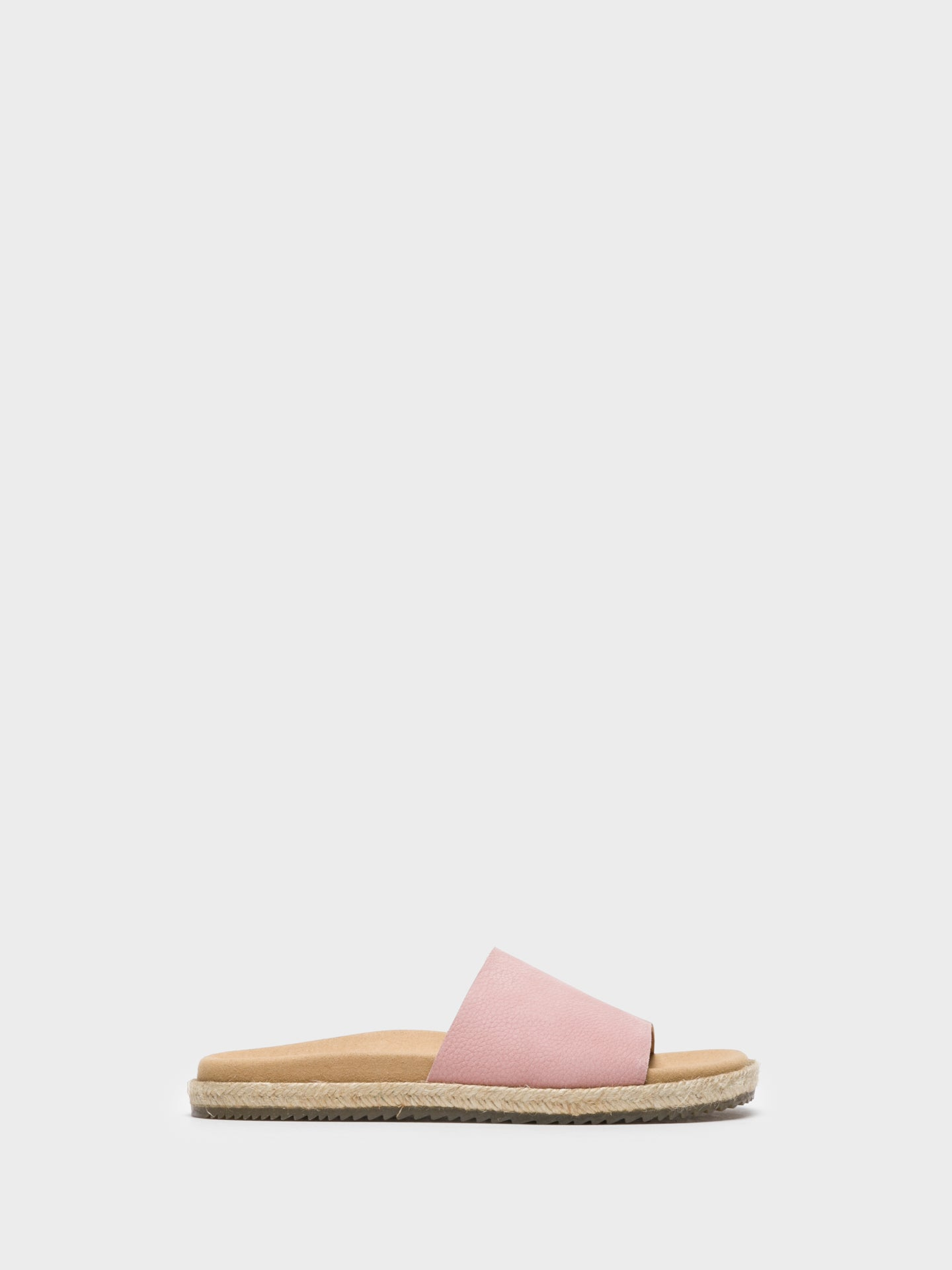 Only2me Mules mit offener Kappe in Rosa