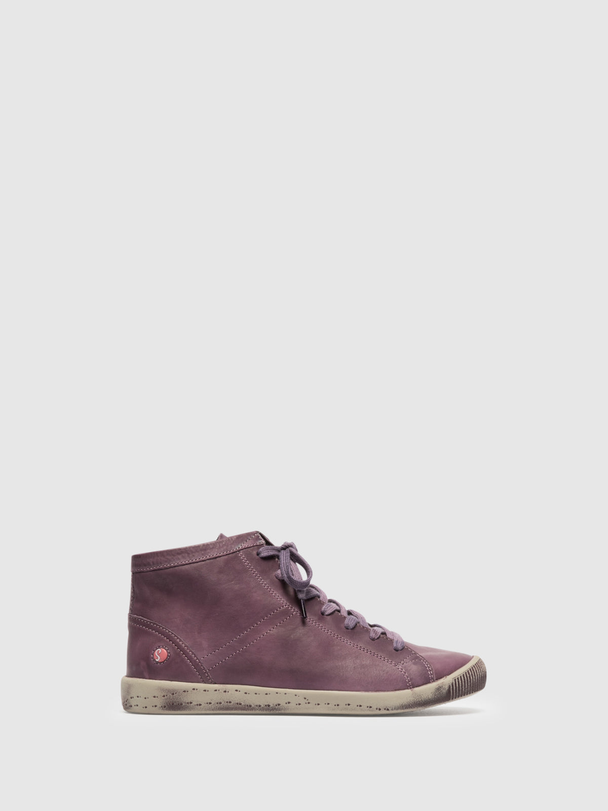 SOFTINOS High-Top-Sneakers in Lila