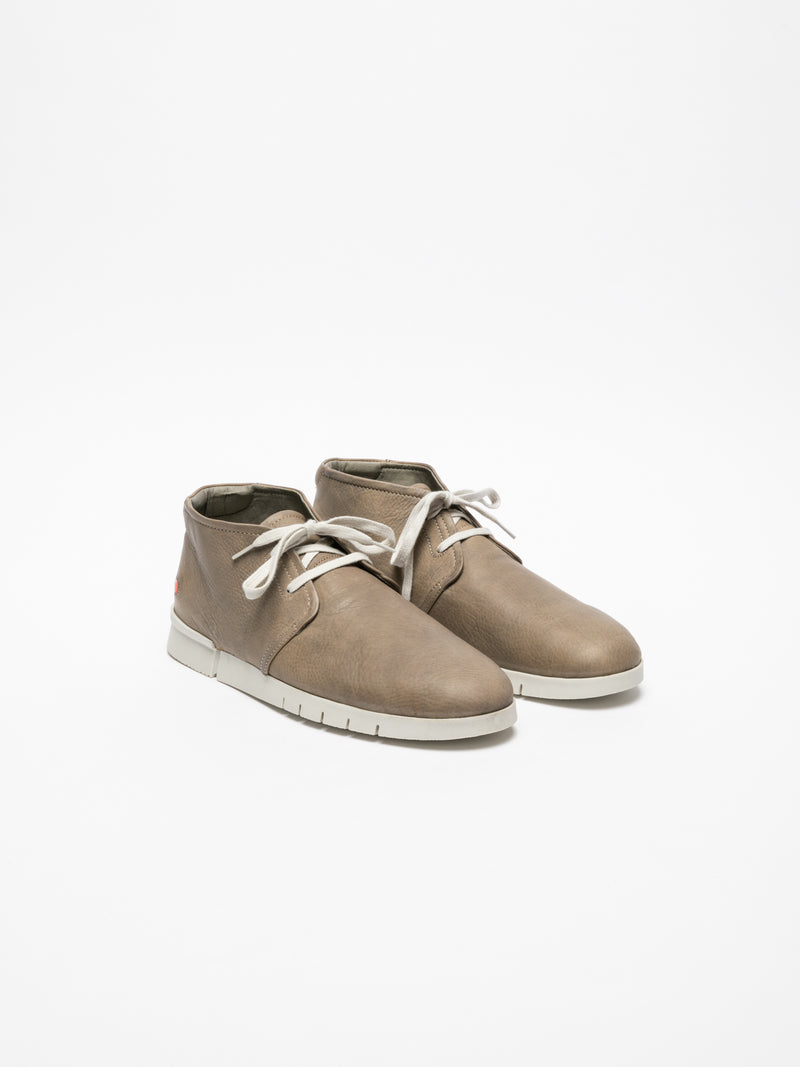SOFTINOS Low-Top-Sneakers in Grau