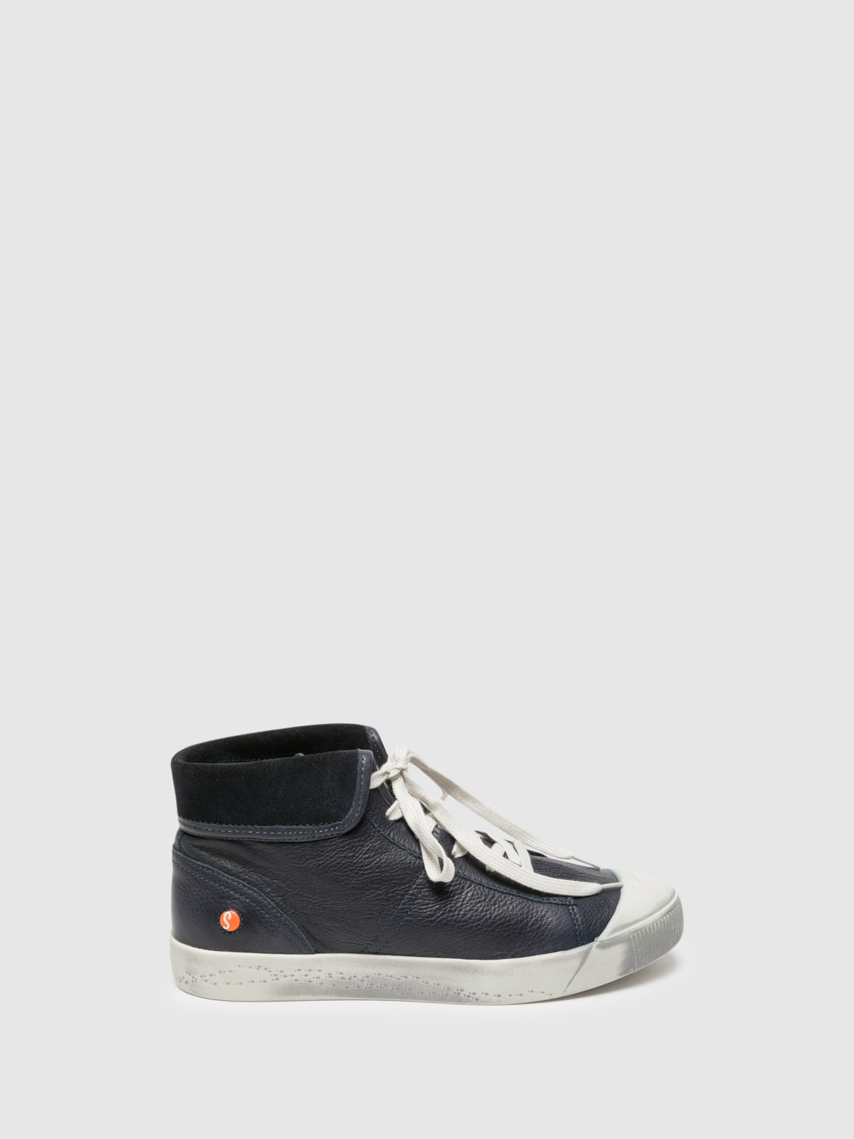 SOFTINOS High-Top-Sneakers in Marineblau
