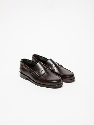 Yucca Loafers in Braun